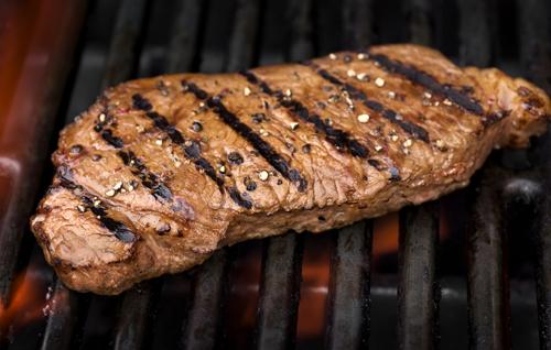 Boneless NY Strip Steaks
