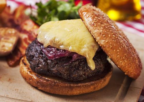 Jumbo Beef Burgers
