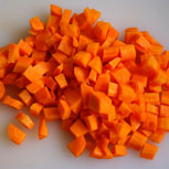 Organic Diced Carrots