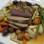 Veal Roast - Boneless