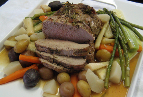 Boneless Veal Roast