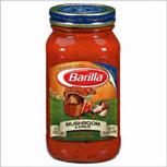 Barilla Mushroom/Garlic