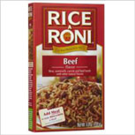 Rice-A-Roni - Beef