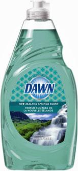 Dawn Dish Detergent