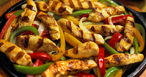 Fajita Chicken Strips