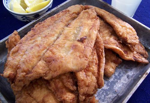 Flounder Filets