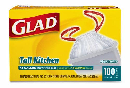 Glad Tall Trash Bags