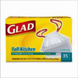 Glad Tall Trash Bags