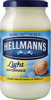 Hellman's Light Mayonnaise