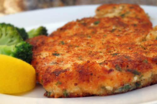 Italian Breaded Chicken
