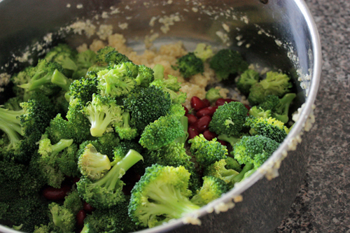 Organic Broccoli Cuts