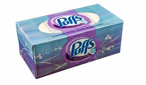 Puffs Ultra Soft