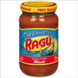 Ragu Meat Pasta Sauce