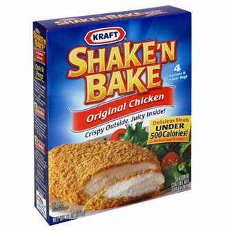Shake'n Bake - Chicken