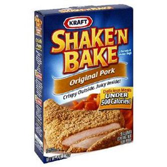 Shake'n Bake - Pork