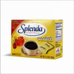 Splenda Sweetener