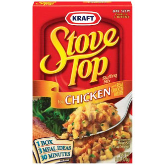 Stove Top Stuffing - Chicken