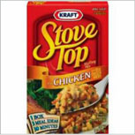 Stove Top - Chicken