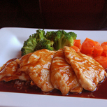 Chicken Cutlets - Teriyaki