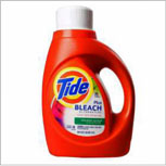 Tide Plus Bleach